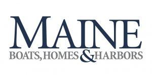 Maine Boats Harbors Logo
