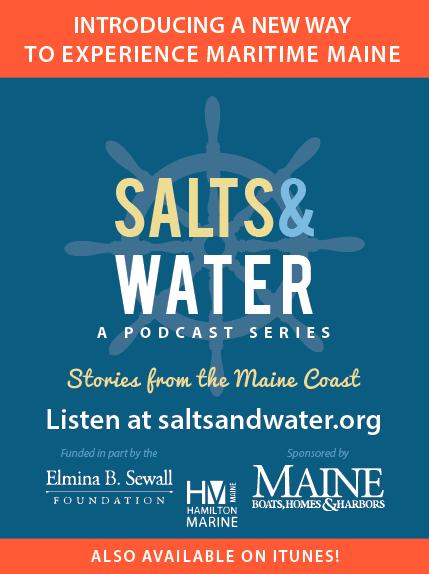 SALTS & WATER POSTER