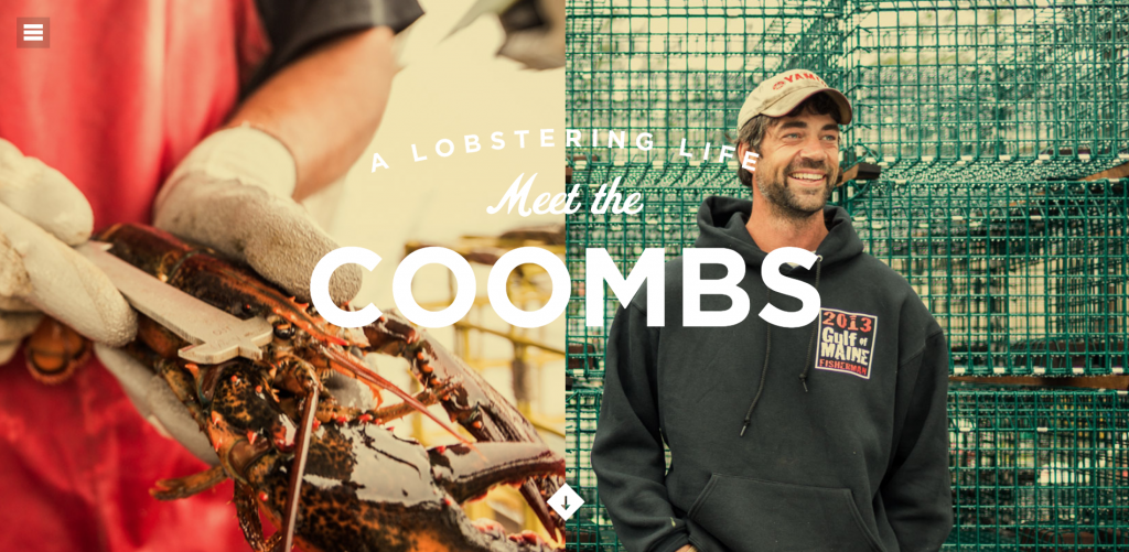 Maine Quarterly on Lobstering