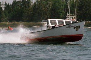 Lobster Boat Racing Maine